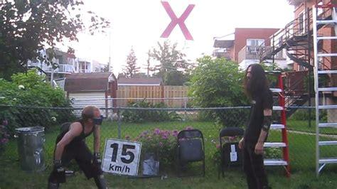 chw backyard ultimate x match xristo vs xacutor chw backyard