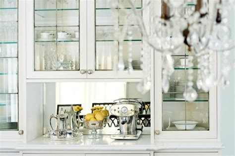 dining room glass cabinets black dining room black breakfront cabinets with glass doors transitional dining room