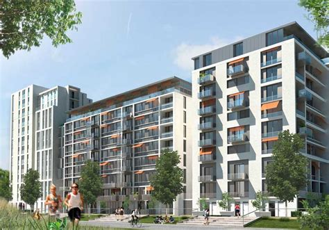 stratford housing authority section 8 london olympics village buildings e architect