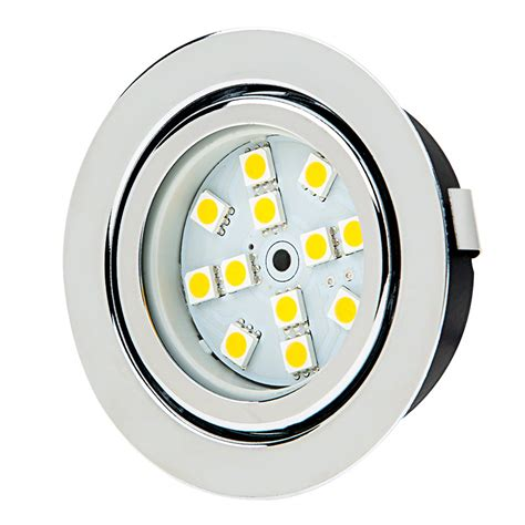 12 led light recessed led puck lights 12 led 20 watt equivalent