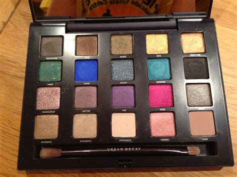 Eyeshadow High End sbbc day no 2 favourite eyeshadow palette