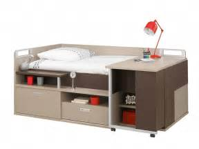 compact bed gautier dimix compact bed with desk