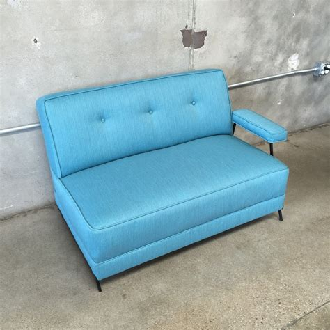 Age Sectionals by Blue Atomic Age Sofa Urbanamericana