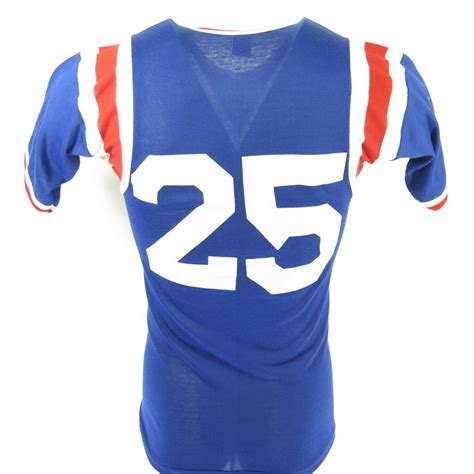 vintage 70s durene jersey t shirt s deadstock retro 60 40
