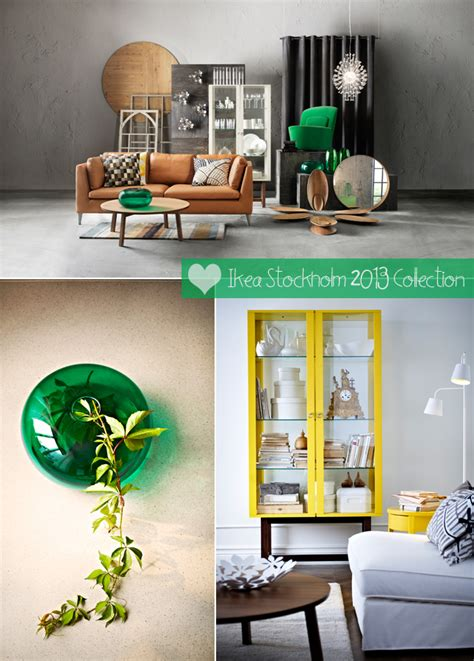 Ikea Stockholm Collection by Ikea S New Stockholm 2013 Collection 183 Happy Interior