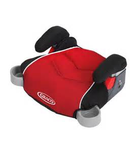 graco no back turbobooster car seat frenzy booster car
