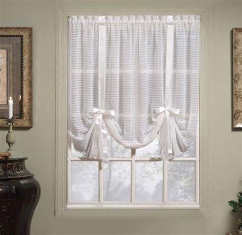 tie up curtains balloon shades pinterest the world s catalog of ideas