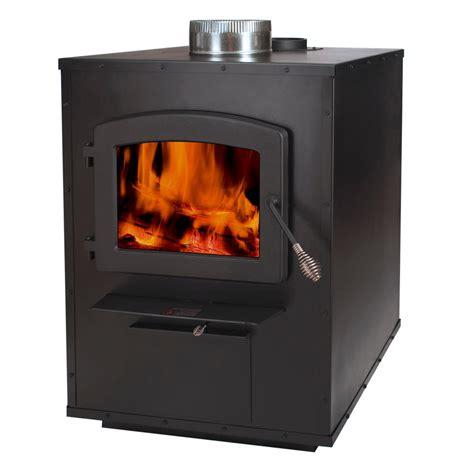 Englander 3,000 sq. ft. Wood Burning Add On Furnace 28