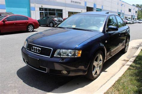 audi a4 1 8t quattro mpg 2005 audi a4 1 8t quattro awd 4dr sedan in chantilly va