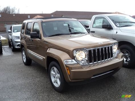 brown jeep liberty 2012 canyon brown pearl jeep liberty limited 4x4 59797666