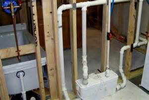 Basement Bathroom Plumbing Estimate Basement Bathroom Pumps Home Design Inspirations