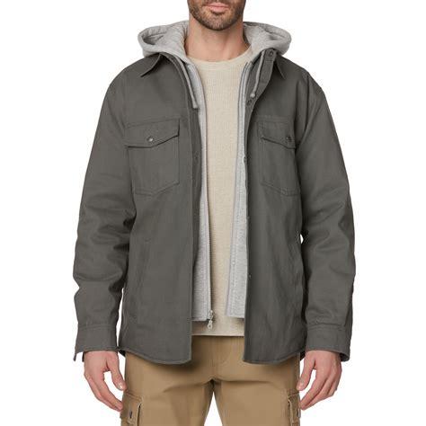 rugged outdoor jackets rugged mens jacket sears