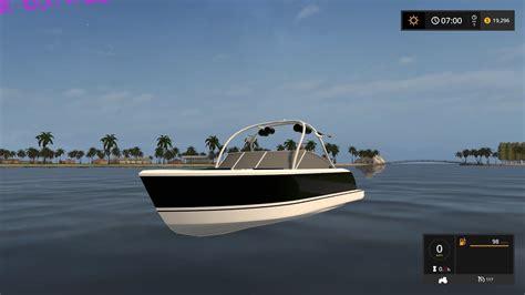 farming simulator 2017 boat mod youtube - Farming Simulator Boat Videos