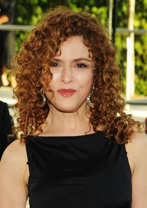 bernadette hairstyle how to bernadette peters photos photos 2010 cfda fashion awards