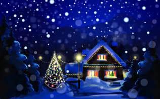 Snow pine tree winter snow fence tree christmas tree christmas tree