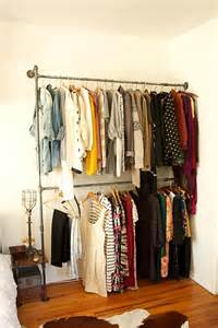 Bedroom Clothes Closet Best 20 No Closet Solutions Ideas On No