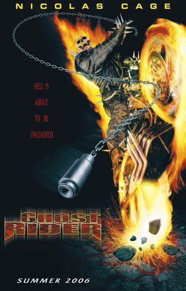 film ghost rider new ghost rider 2007 poster freemovieposters net