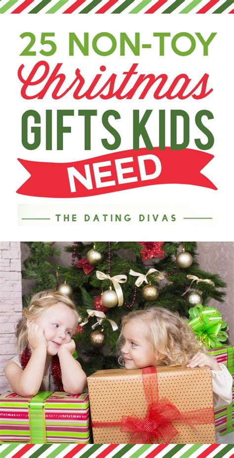 101 non toy christmas gifts the dating divas