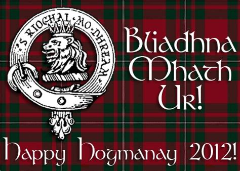 happy new year in scottish 17 best images about clan macgregor on briefs