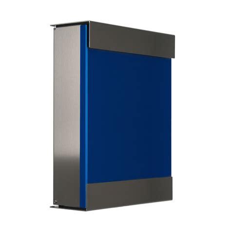 keilbach briefkasten keilbach briefkasten glasnost color blue