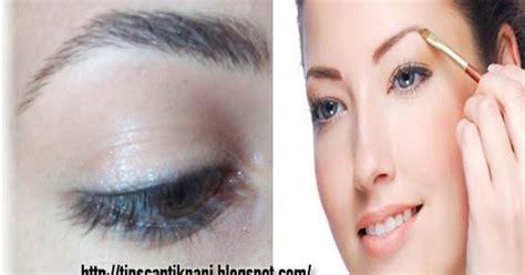 foto membuat alis cantik tips cantik alis mata