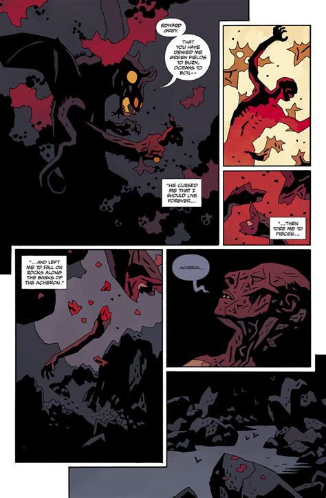 Wrench Light Hellboy Week The Color Of Hell With Dave Stewart 13th