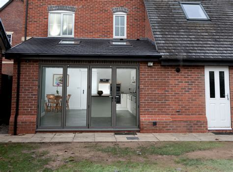 livingroom gg kitchen extension to form open plan living space lymm