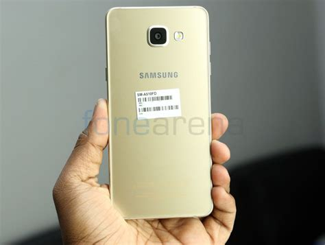 Motomo Metal Samsung Galaxy A5 Gold Hybrid Series samsung galaxy a5 2016 unboxing
