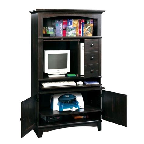 Black Computer Armoire by Black Computer Armoire Image Search Results