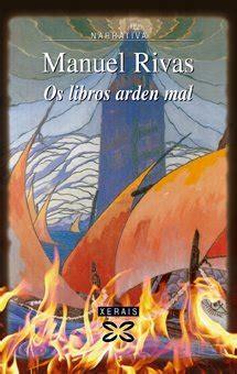 libro los libros arden mal lectores galegos en bos aires