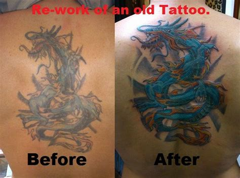 tattoo healing poorly image gallery incorrectly healed tattoo