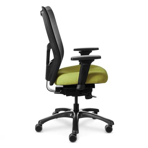 Office Master Yes Chair by Office Master Grade 2 Fabric Memory Foam Seat Mesh Back Yes Series Office Chair Ys78 Mesh
