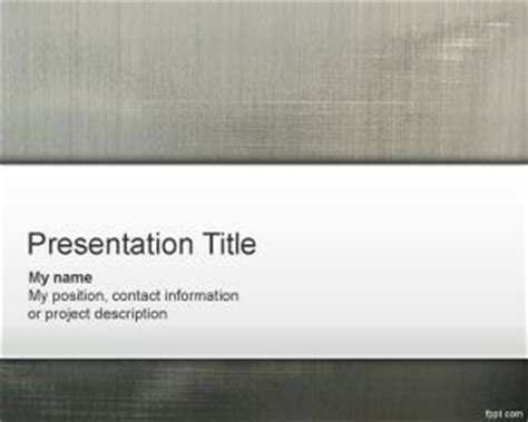 powerpoint templates free grey grey powerpoint template