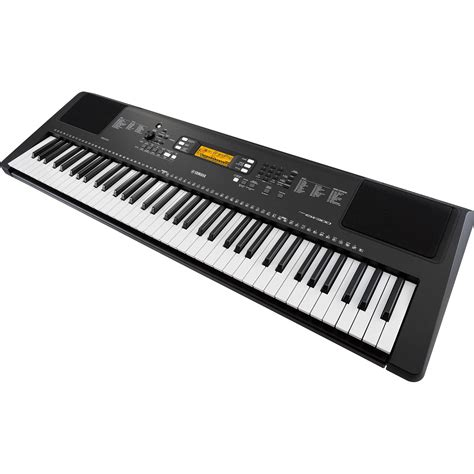Update Keyboard Yamaha yamaha psr ew300 76 key portable keyboard psrew300 b h photo