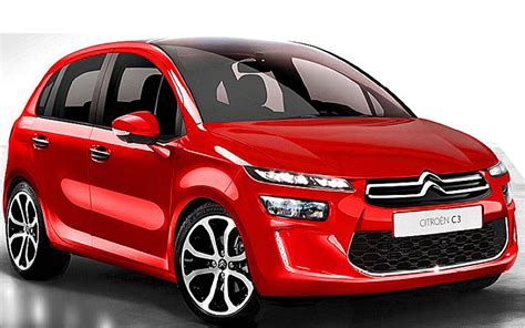 Citroen C3 2017 by 2017 Citroen C3 Can Be A Some Unattractive Town