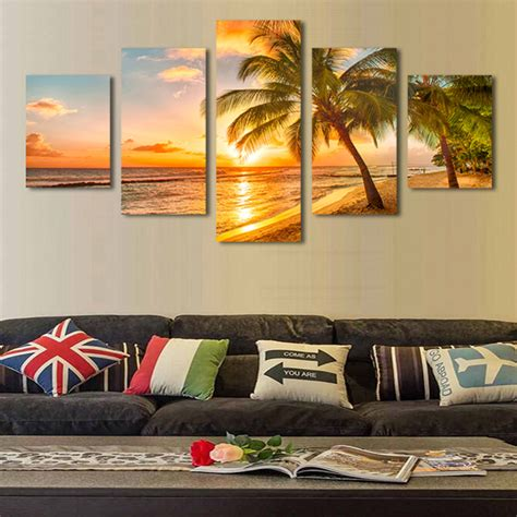 wall paint meaning aliexpress com buy sunrise coconut definition pictures