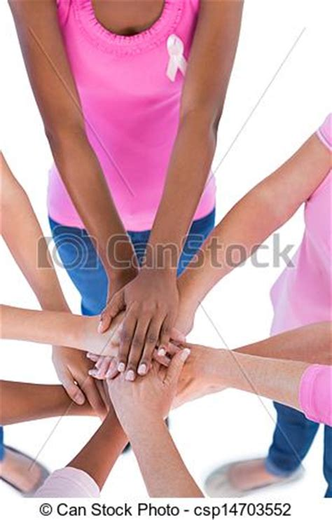 Putting It Together Green Pink by Stock Images Of Wearing Pink And Ribbons For Breast