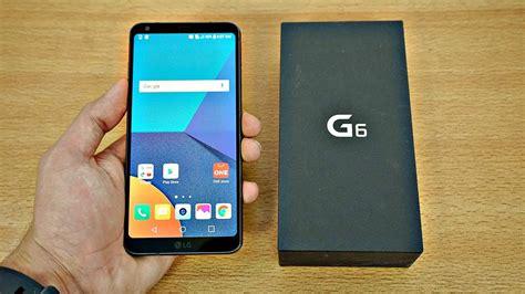 Lg G6 4 64gb Black lg g6 black 64gb unboxing look 4k phim22