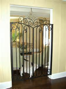 Iron Interior Doors Iron Doors Custom Wrought Iron Design And Fabrication