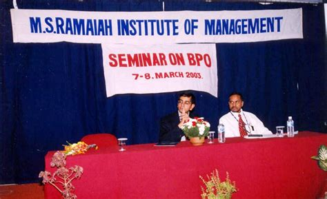 Ms Ramaiah Institute Of Management Mba Fees by Fees Structure And Courses Of Ms Ramaiah Institute Of