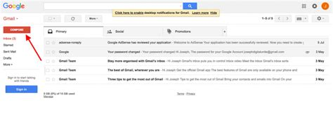 how to send an email step by step guide