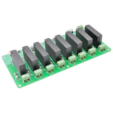 Access Relay Module by 8 Channel Usb Solid State Relay Module With Gpio Numato Lab