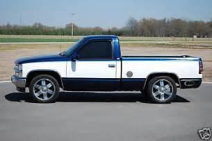 88 98 chevy truck c k chrome fender trim wheel well