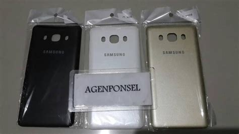 Back Casing Backdoor Tutup Belakang Samsung J5 jual beli promo backdoor samsung j5 2016 j510 tutup