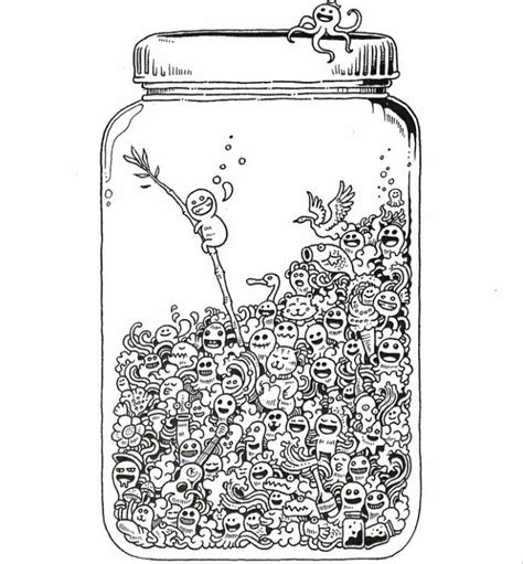secret garden coloring book manila doodle coloring pages for adults printables