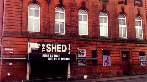 Shed Glasgow by Shawlands Nightclub Looks For Licence Extension Stv