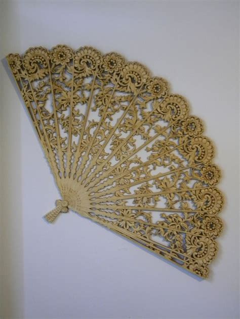 decorative wall mounted fans 442 best eventails images on pinterest antique fans