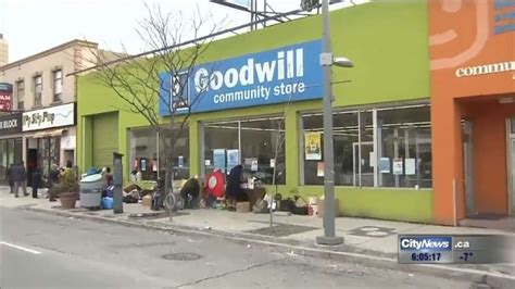 goodwill stores close across gta due to cash flow problem