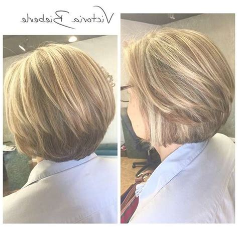stacked haircuts for women over 50 15 best collection of short bob haircuts for over 50