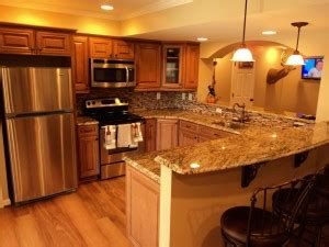 Kitchen Owings Mills by Basement Guest Bathroom Silver 20904 Maryland